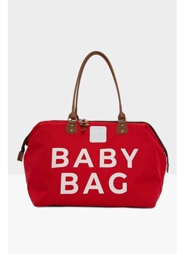 Bagmori Bebek Bakım Çantası Kırmızı